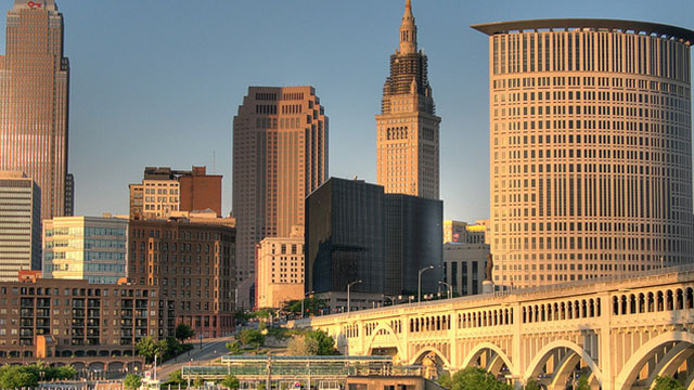 Ideas: CSU and The City of Cleveland