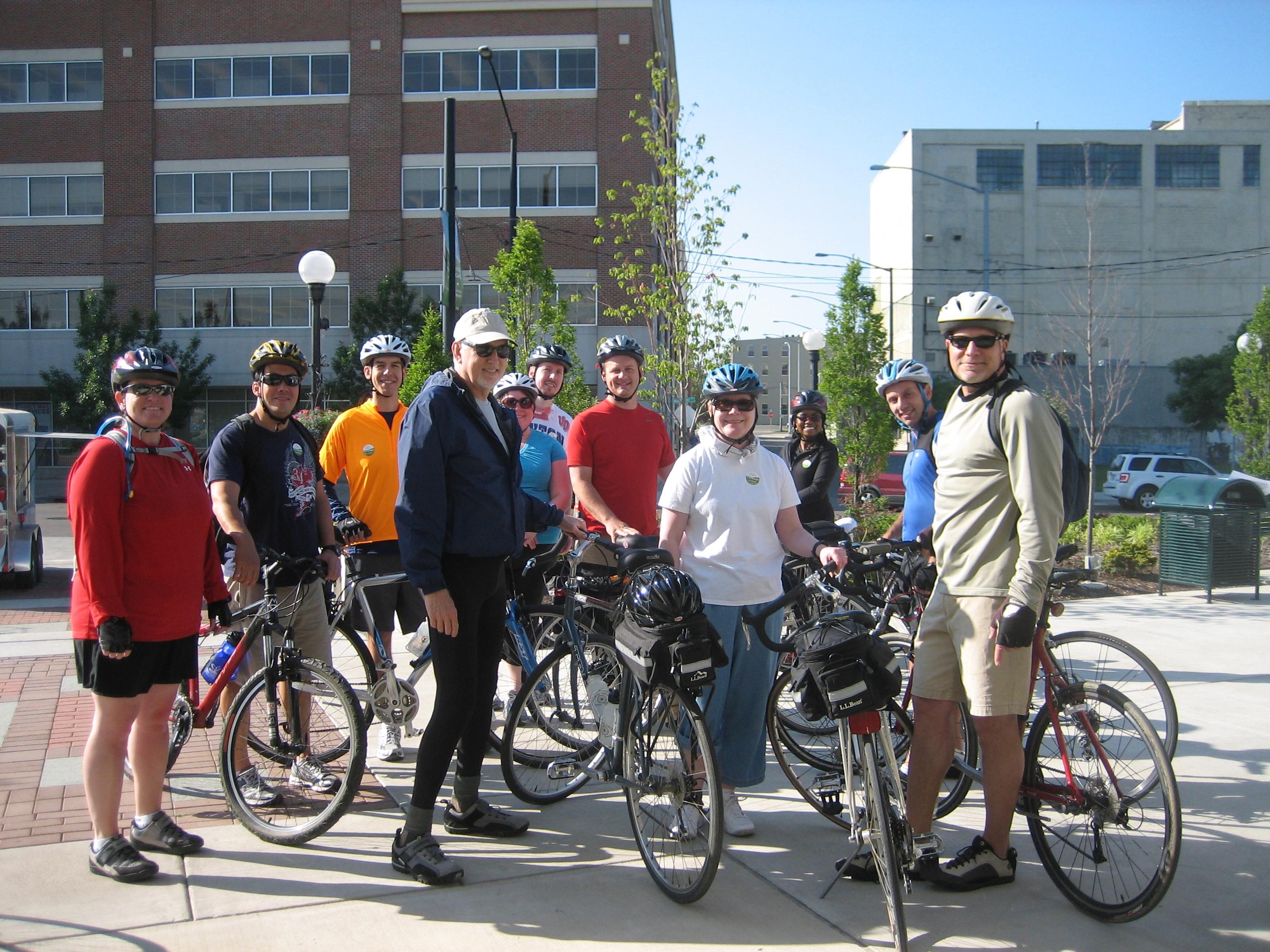 Bike Friendly City