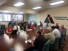 Discovery Visit:  Meeting at Transmountain Campus