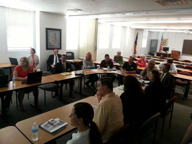 Discovery Visit:  Meeting at Rio Grande Campus