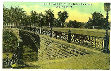 Anderson Avenue Bridge, Scarritt Renaissance, Historic Northeast Kansas City