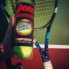 Tennis at Loose Park, or anything at Loose for that matter !