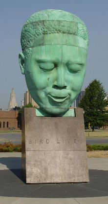 "Charlie ""Bird"" Parker Memorial"