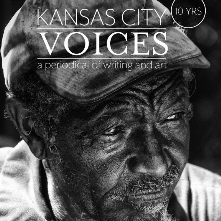 Kansas City Voices' mission is to discover, encourage, and promote creativity and communication through literature, art, and poetry.