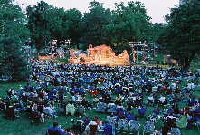 The Heart of America Shakespeare Festival is in its 21st year of FREE productions in the park and education programs for ages 6-18.