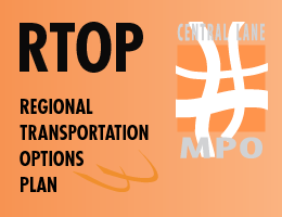 Transportation: Regional Transportation Options Plan (RTOP)