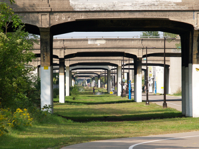 Minneapolis Midtown Greenway helps businesses thrive