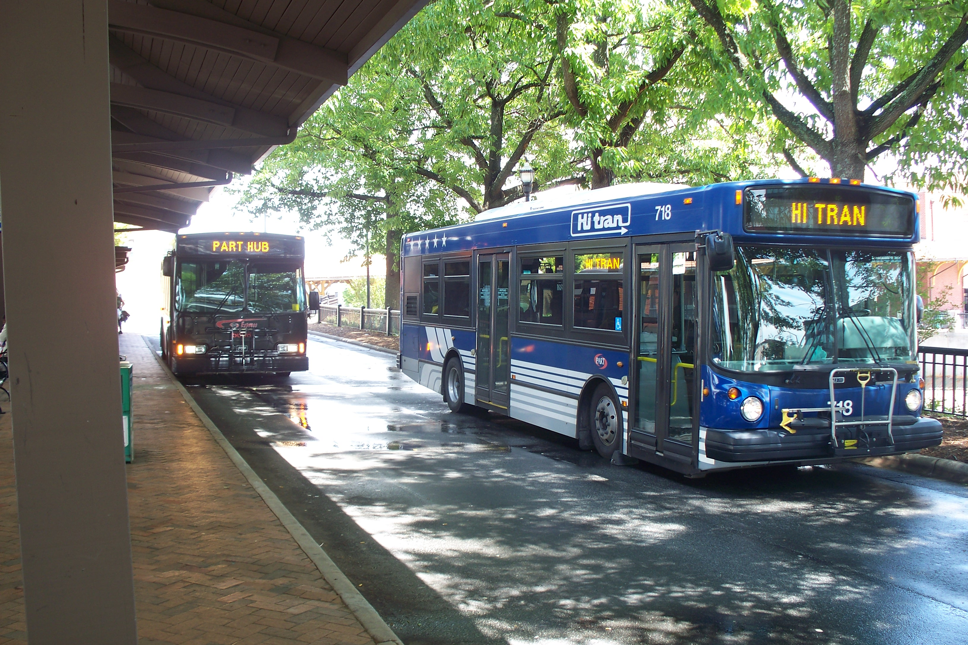 Regional Transit Development Plan