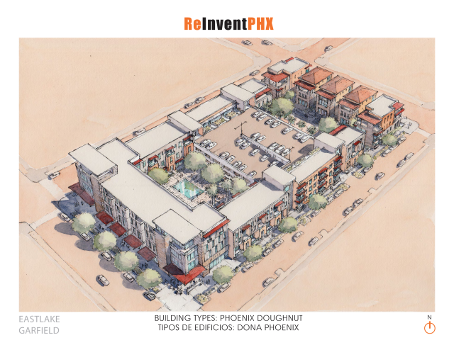 Reinventing a More Walkable Phoenix