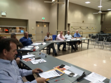 The Paradise Valley Village Planning Commission discussed how the village contributes to the Big 5 Ideas.