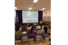 PlanPHX presentation to day at Fowler Elementary School