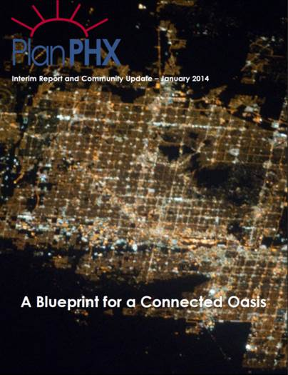 PlanPHX Interim Report and Community Update