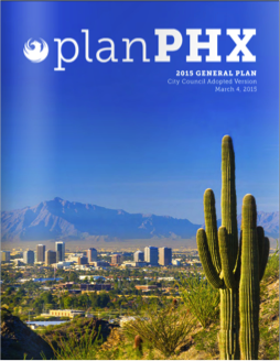 2015 Phoenix General Plan - City Council Adopted Version