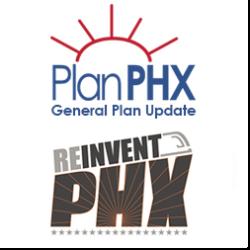 PlanPHX Logo