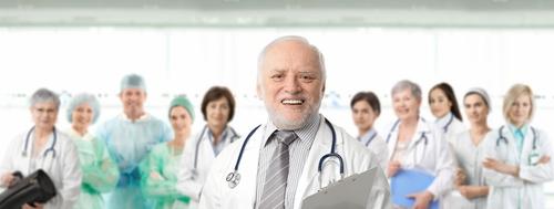 Help me out, hospital doc!