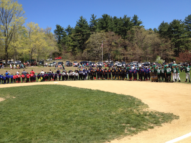 Opening Day at Grenville Park