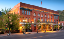 Small hotel<br/>(Old courthouse would be a great fit!)