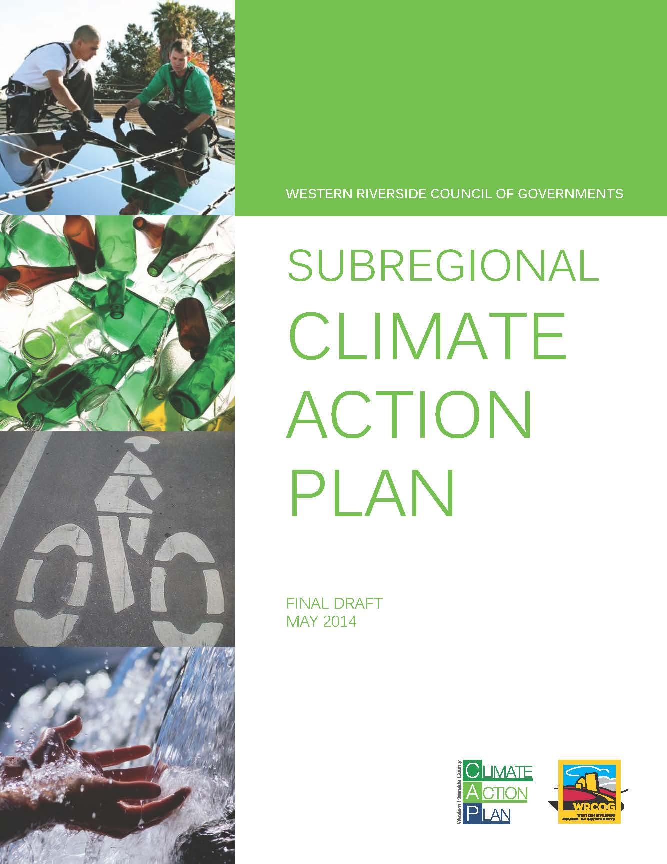 "<font color= ""24BC09"">CAPtivate WRCOG: Subregional Climate Action Plan"