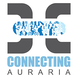 Connecting Auraria logo