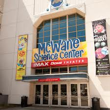 Family Combo Pass to McWane Center and IMAX