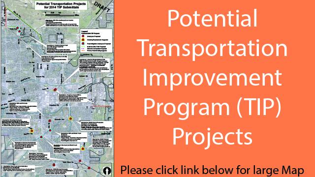 Transportation Improvement Program (TIP) Projects