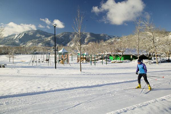 Your Favorite Park in Boulder