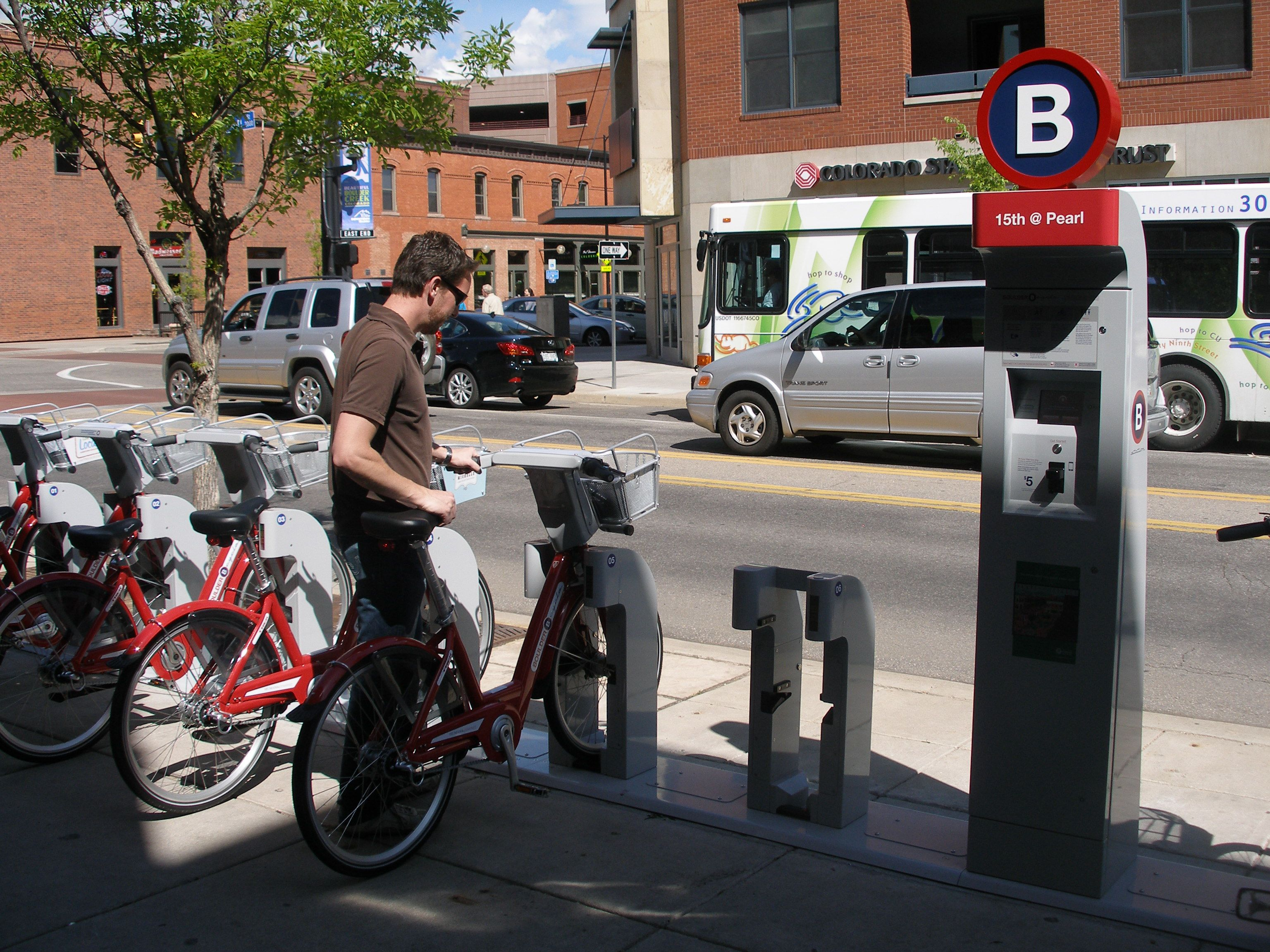 Please help us prioritize locations for ten new B-stations in 2013!