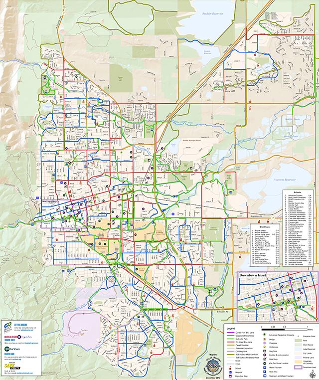 Creating a better North/South Bike-Friendly Corridor