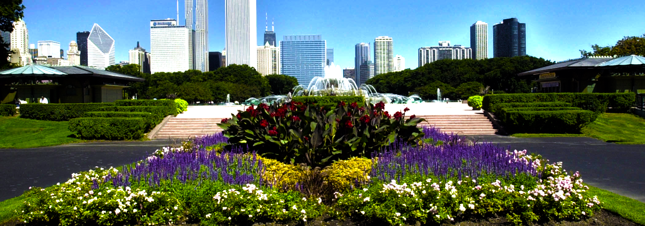 Image Gallery Chicago Parks