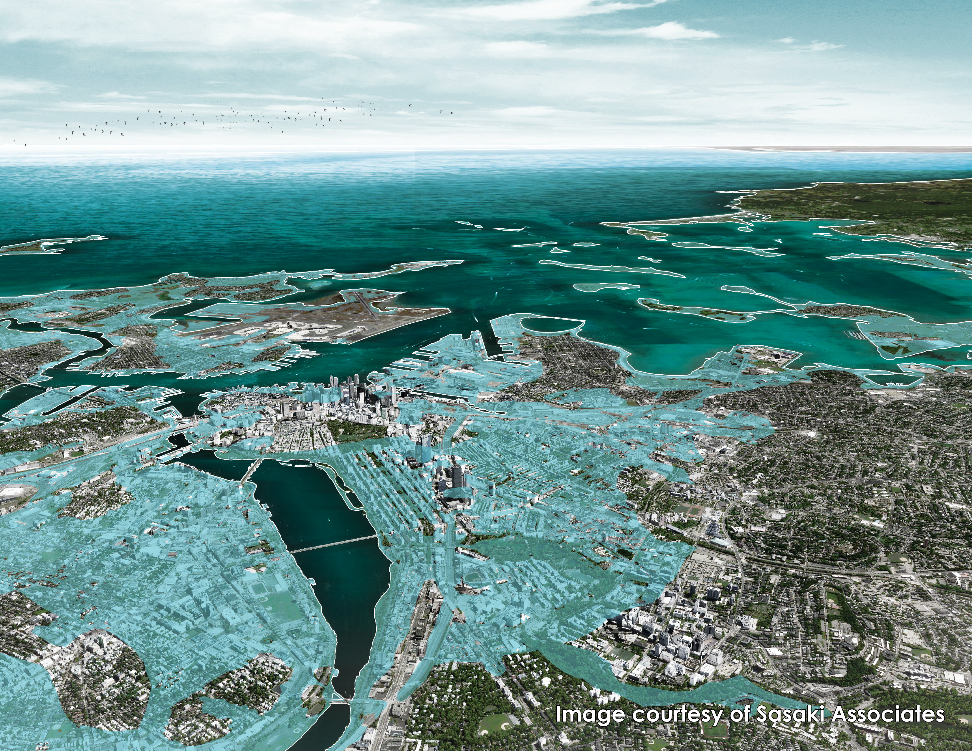 Preparing for end of the century sea-level rise