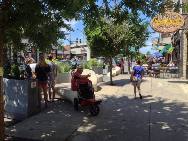 Placemaking: Streets & Sidewalks