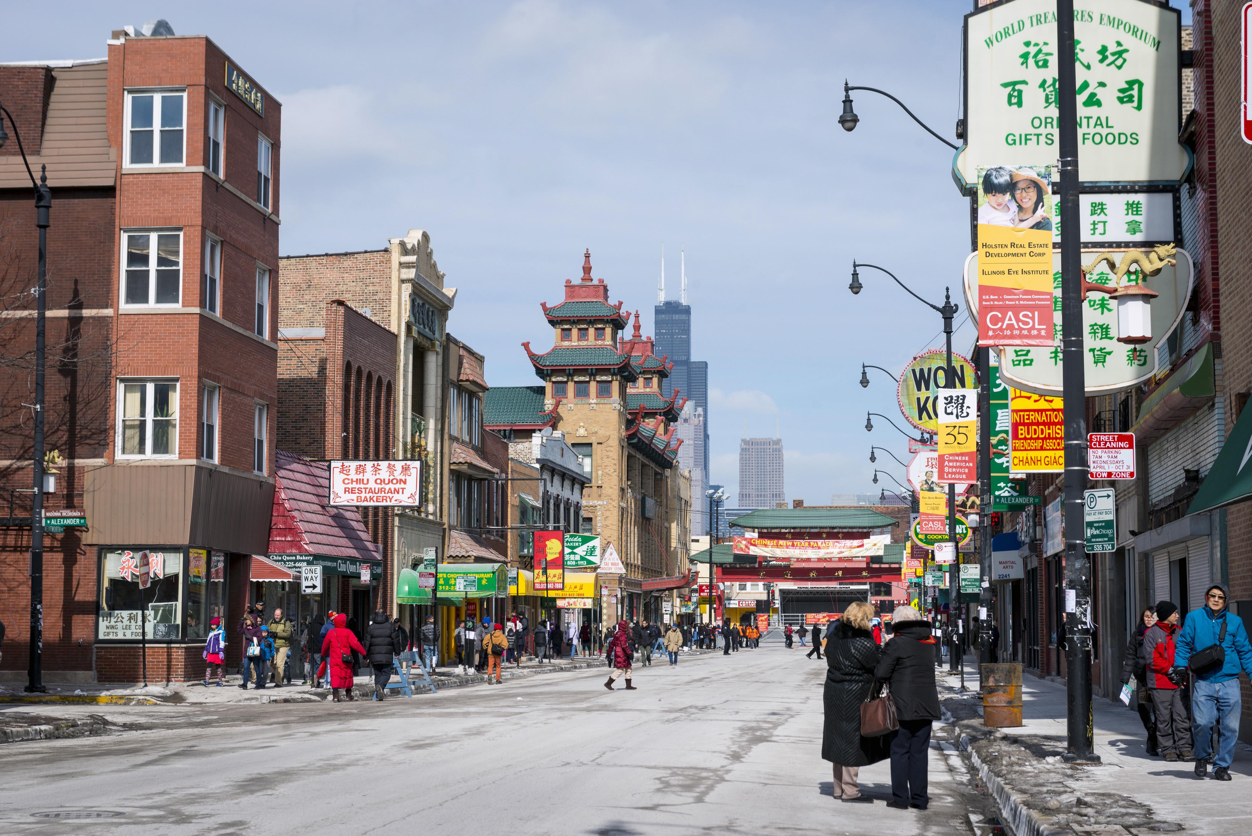 Neighborhood Economic Growth