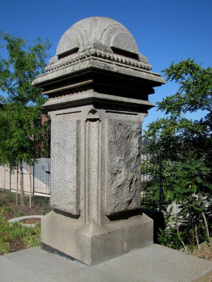 Entrance Column