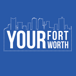 Your Fort Worth with Skyline