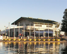 The Sac State aquatic center