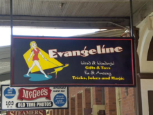 Evangeline's in Old Sac
