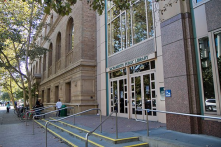 The Sacramento Public library