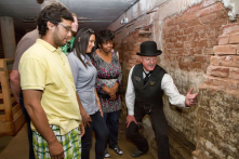 Old Sacramento Underground Tours: A great look back at some little-known history of Sacramento City during the Gold Rush days.