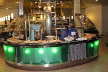 Mizu sushi buffet in Natomas