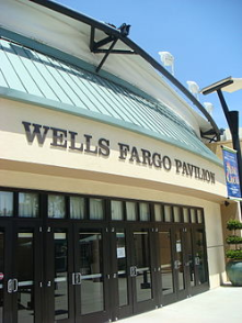 Wells Fargo Pavilion - home of Music Circus