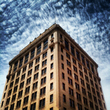 A cool shot of the Citizen Hotel!