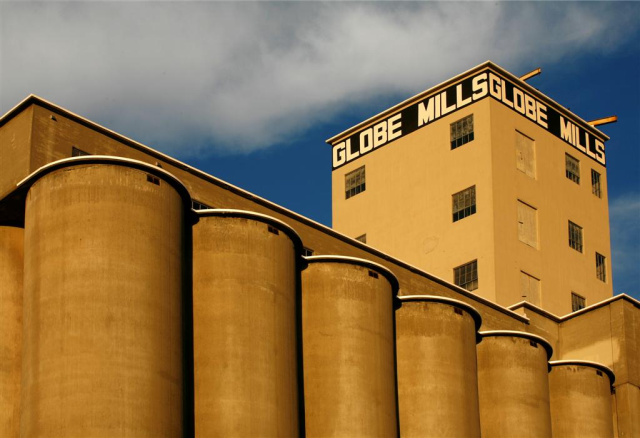 The Globe Mills - a Nationally award winning Historic Adaptive Reuse of an abandoned industrial complex