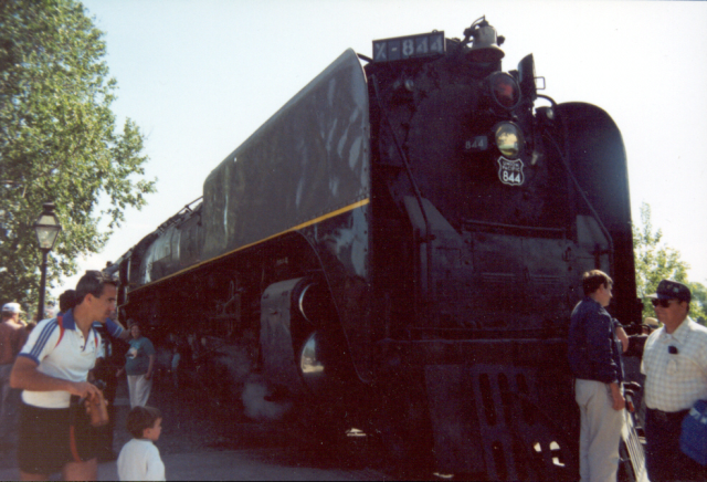 California State Railroad Museum.