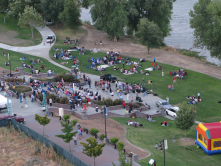 Concert at the River Banks