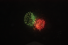 4th of July fireworks<br/>Cal Expo