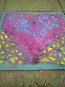 Chalk It Up Sacramento at Fremont Park!