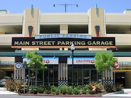 Downtown San Mateo - Parking