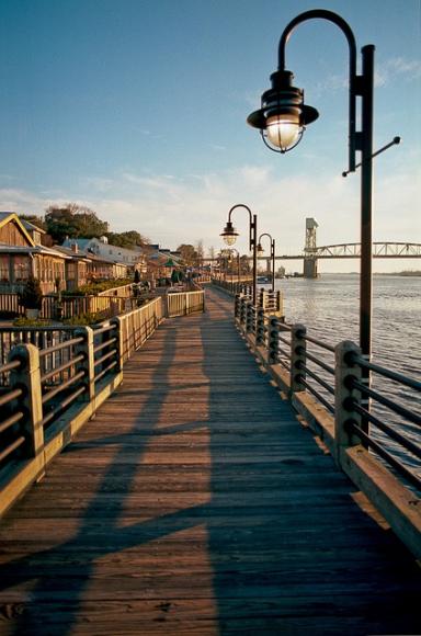 Riverwalk.