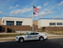 Wilmington Police Headquarters on Bess Street