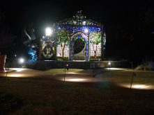 Minnie Evans Bottle House Enchanted Airlie 2012